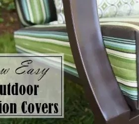sewing patterns for patio chair cushions pride mobility lift parts sew easy way to cover those old outdoor hometalk