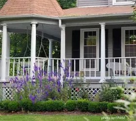 landscaping porch