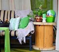 Drop Cloth Curtains & Patio Makeover   Hometalk