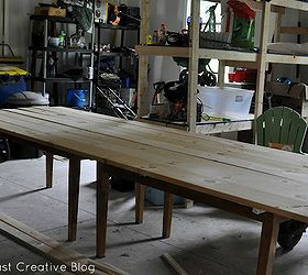 Make Your Own Farmhouse Table The Easy Way Hometalk