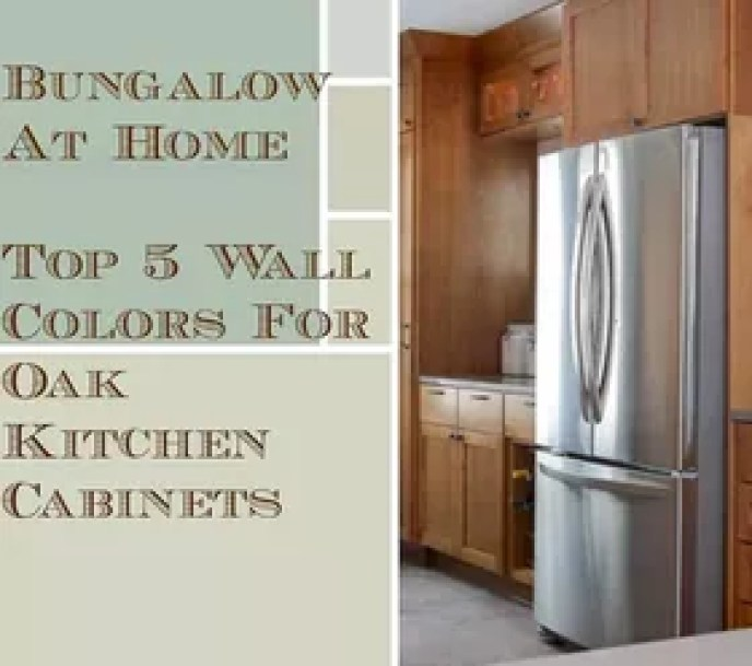 Beautiful Kitchen Wall Colors With Oak Cabinets: Best Kitchen Paint Color With Honey Oak Cabinets