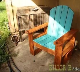 adirondack chairs at lowes desk ikea cedar fence picket | hometalk