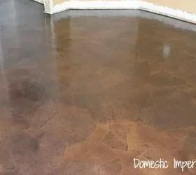 Brown Paper Bag Flooring How To Hometalk
