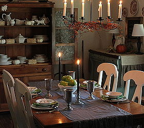 Farmhouse Halloween Dining Room  Hometalk