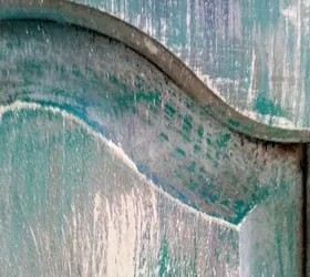 NO SANDING LAYERED LOOK USING CHALK PAINTBY ANNIE SLOAN