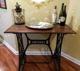 Sewing Tables And Cabinets
