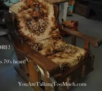 70's vintage furniture to pretty cottage style! | Hometalk