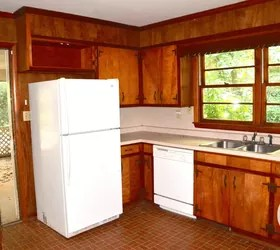 Flip House 1960s Kitchen Before and After A Major Kitchen