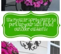 DIY Experiment: Use Regular Spray Paint on Outdoor ...