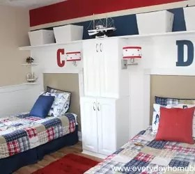 Pottery BarnInspired Boys Bedroom Reveal Hometalk