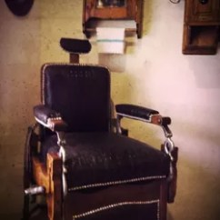Koken Barber Chair Chaise Lounge With Storage Restoration | Hometalk