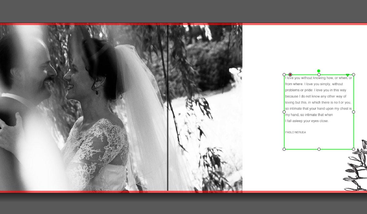 Hochzeits Album