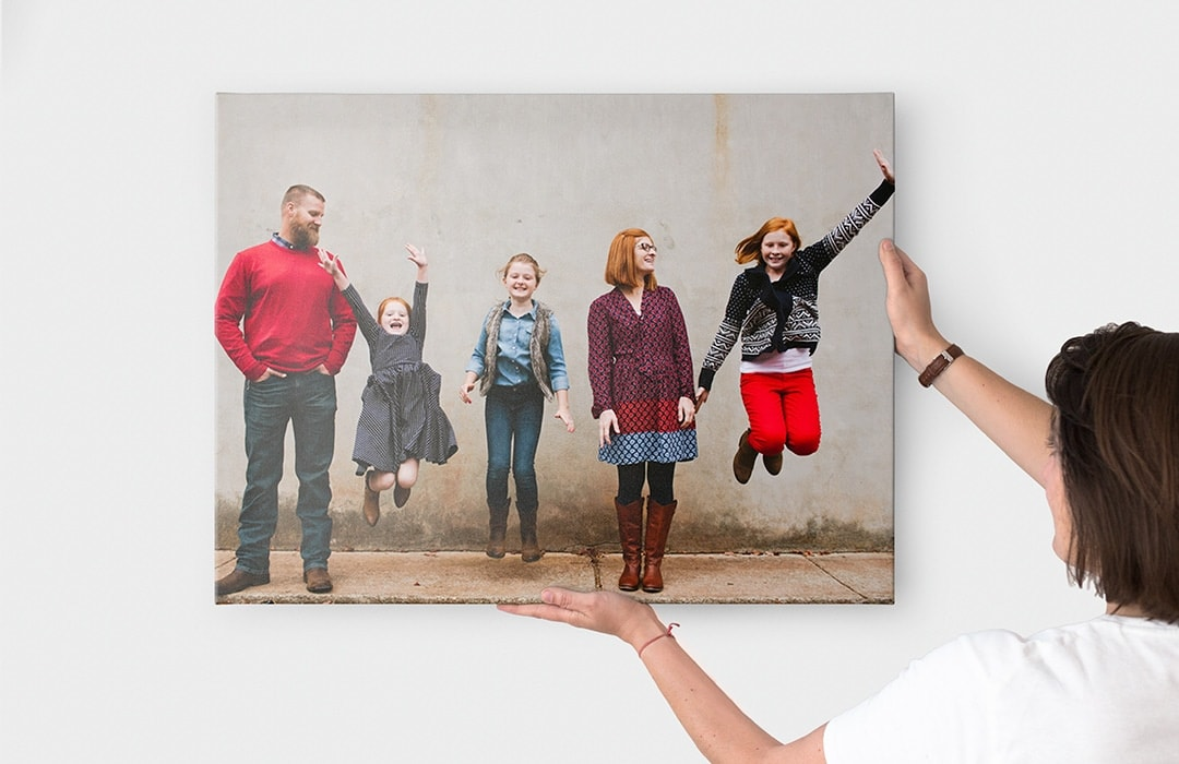 Canvas Prints Personalised Photos On Canvas Bonusprint