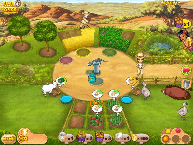 Farm Mania: Hot Vacation downloaden