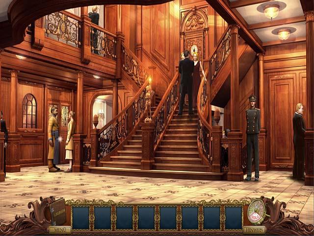 Spiel Hidden Mysteries Rückkehr zur Titanic
