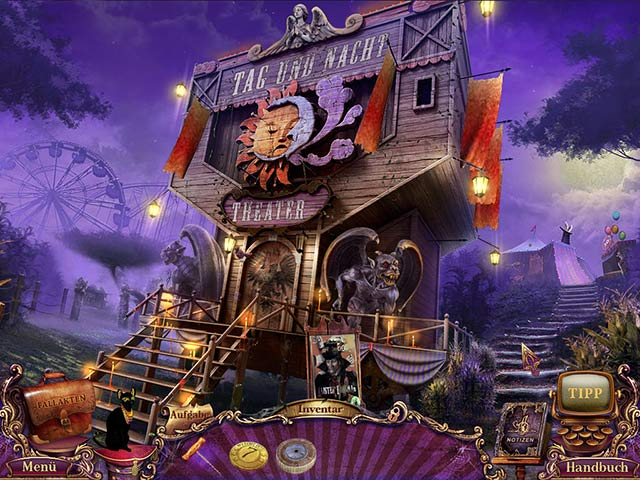 Mystery Case Files: Madame Fates Carnival kostenlos spielen