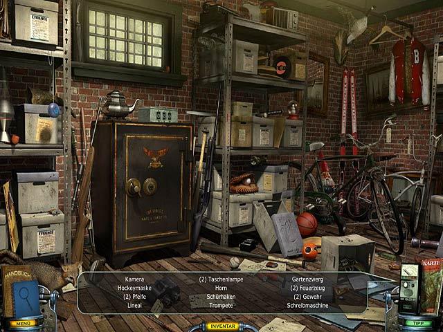 Mystery Case Files: Shadow Lake Sammleredition Deutsche Version spielen