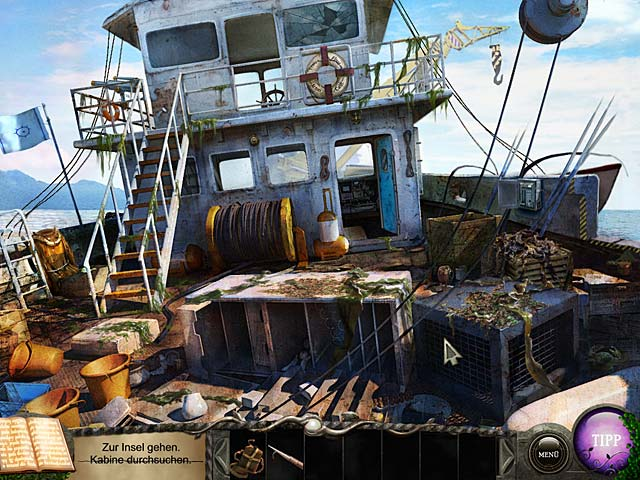 The Secrets of Arcelia Island Lösung