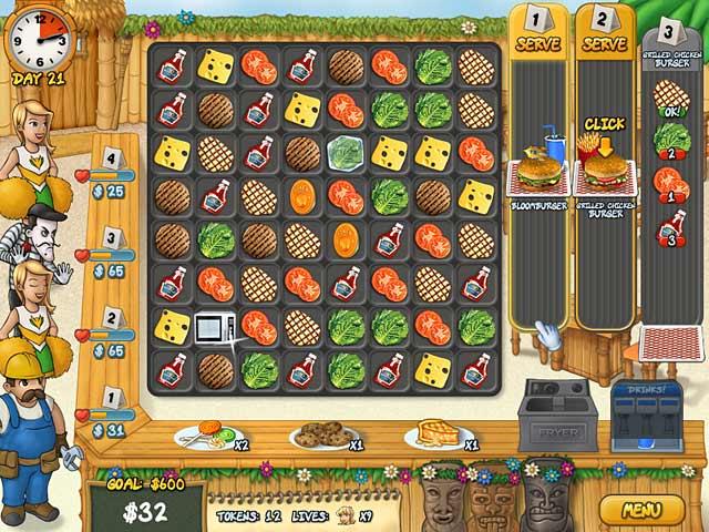 Restaurant Games Burger 4