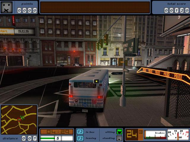 screen1 Bus Driver Gerçek Otobüs Sürme Oyununu Full Tek Link Türkçe İndir