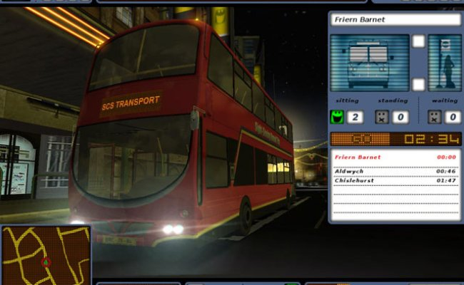 Bus Driver Ipad Iphone Android Mac Pc Game Big Fish