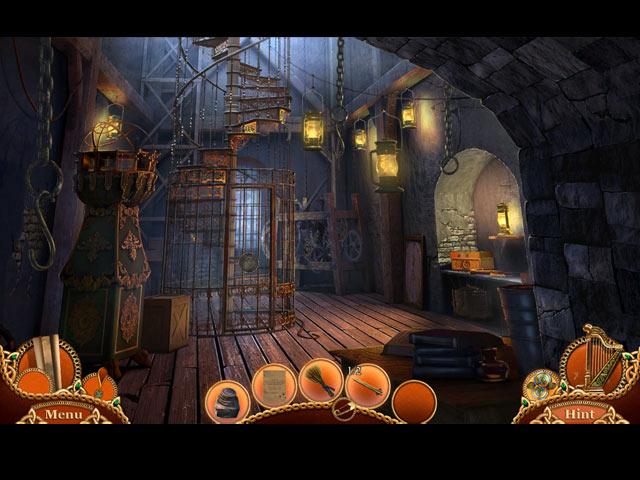 Danse Macabre: Curse of the Banshee - Screenshot 1