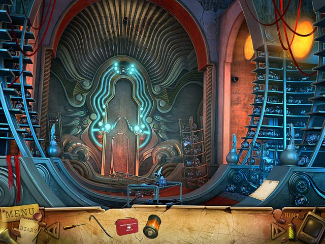 Game Hidden Alice Object Agent