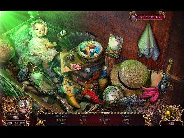 Dark Romance: The Monster Within - Screenshot 2