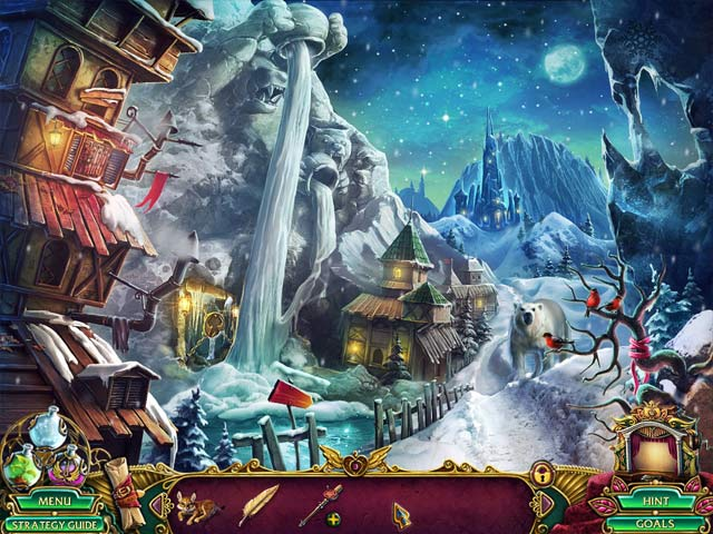 Dark Strokes: Das Königreich des Schnees spielen