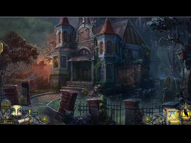Dark Tales: Edgar Allan Poe's Lenore - Screenshot 1