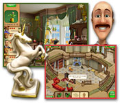 Gardenscapes Mansion Makeover spielen