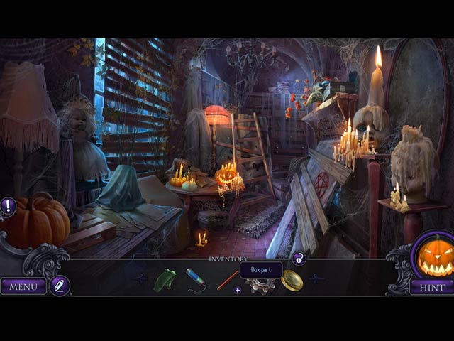 Halloween Stories: Invitation - Screenshot 3