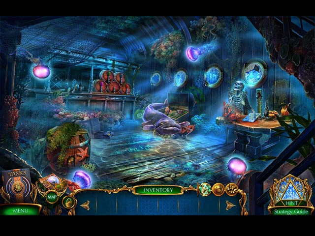Labyrinths of the World: The Devil's Tower - Screenshot 1