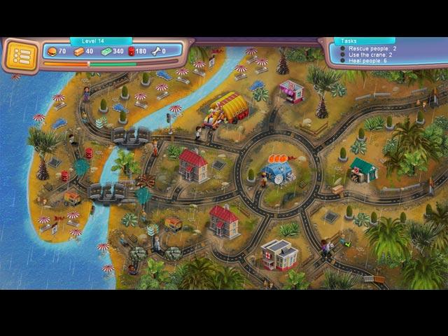 Rescue Team 7 - Screenshot 1