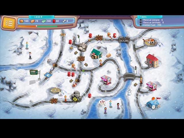 Rescue Team 7 - Screenshot 2