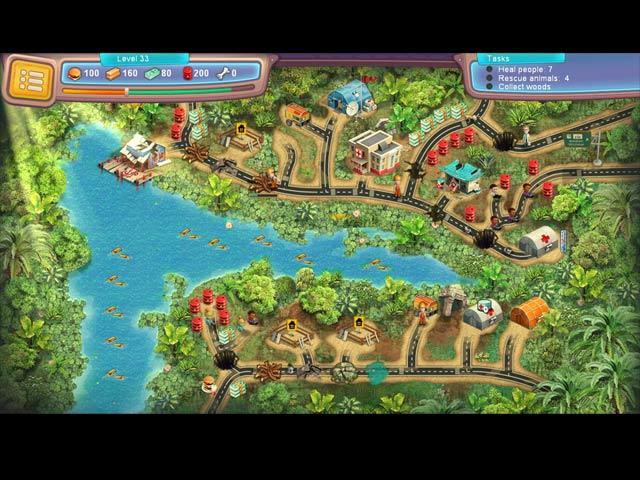 Rescue Team 7 - Screenshot 3