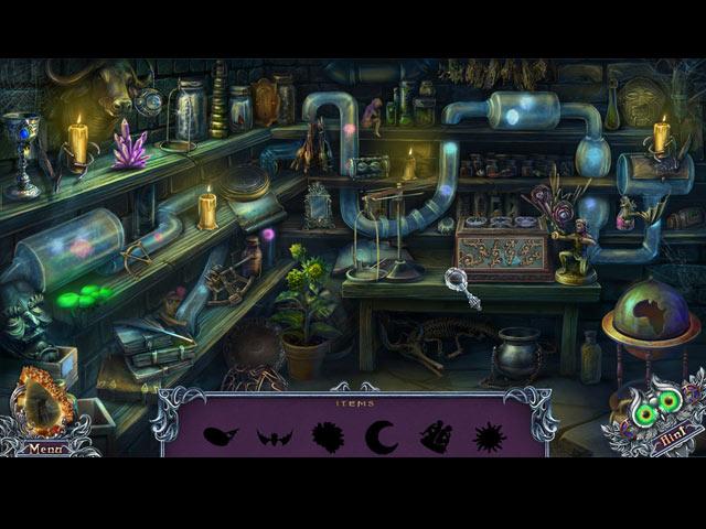 Spirits of Mystery: The Moon Crystal - Screenshot 2