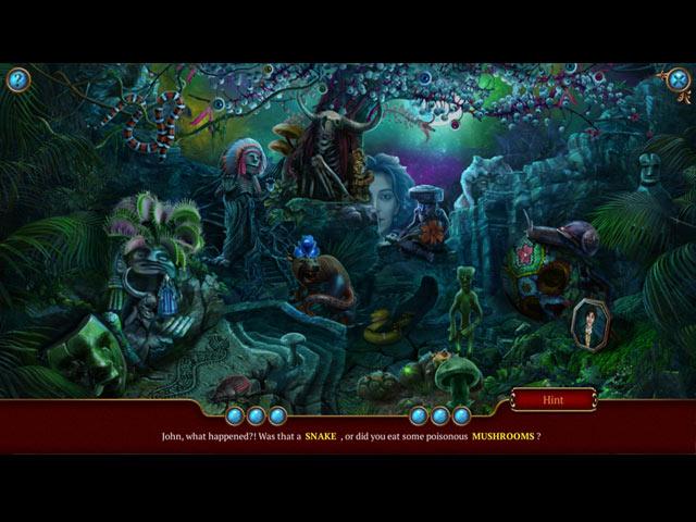 Stranded Dreamscapes: Deadly Moonlight - Screenshot 2