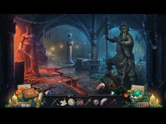 Witches' Legacy: Covered by the Night - Screenshot 1