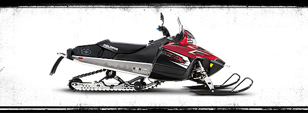 2010 Polaris 600 LX Snowmobile