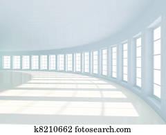 Stock Fotografie  blau wei kueche modernes inneneinrichtung haus k5512911  Suche