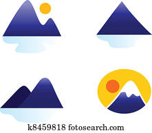 Download Vector collection summer icons, swimming kids isolated on ...