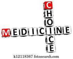 Stock Illustrations of 3D Drug Abuse Crossword k7741240
