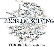 Stock Illustrations of Creative problem solving k11763790