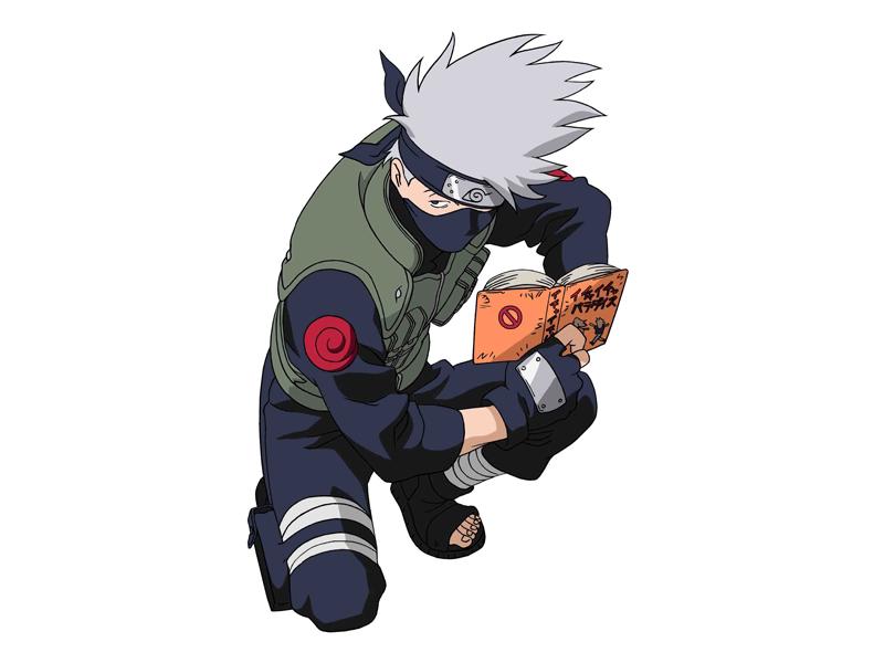 Kakashi Personnages Naruto Dessins Anims La Tl