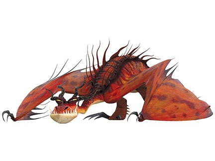 Crochefer Les Dragons Images Dragons 2 Cin 233 Zoom