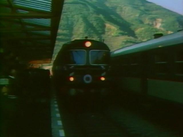 1979, la ligne Nice-Cuneo est à nouveau sur les rails   INA