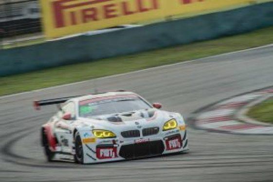 FIST-チームAAIの91号車BMW M6 GT3 2017ブランパンGTシリーズ・アジア第5戦上海
