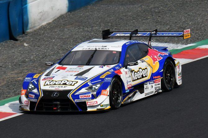 2018スーパーGT第1戦岡山 参加全車両ギャラリー【GT500】