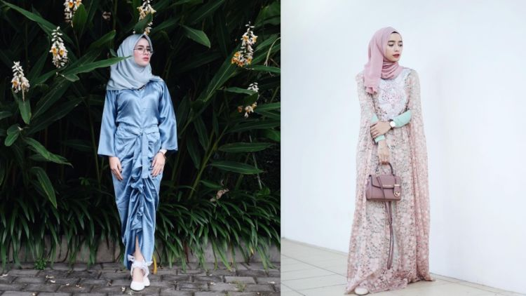 OOTD kondangan Hijab outfit in 2019 Ootd Hijab outfit t